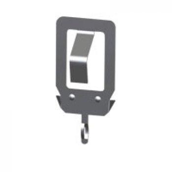Keystone 108-2 bateriový kontakt PCB