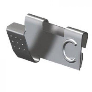 Keystone 291 bateriový kontakt  A - AA - CR2 pravý