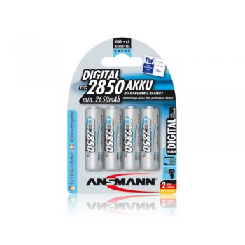 Ansmann Mignon AA Digital typ 2850