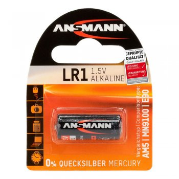 Ansmann LR1