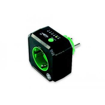 Ansmann AES 1 Odpočítávací úsporná zásuvka Zero Watt