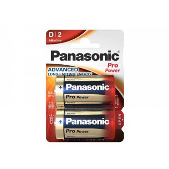 Panasonic Pro Power LR20 D