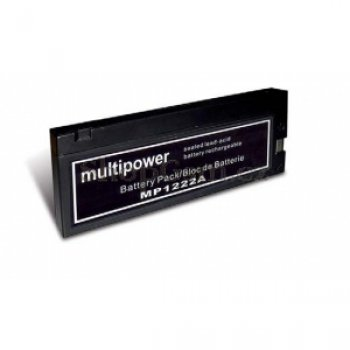 Multipower MP1222A 12V/2Ah