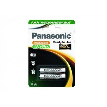 Panasonic Evolta AAA 900mAh RTU HHR-4XXE 2ks