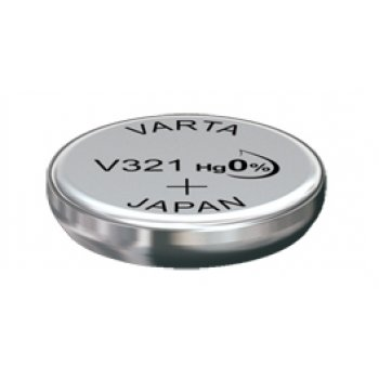 VARTA 321 Silver oxide  ( SR 616SW ) 1,55V