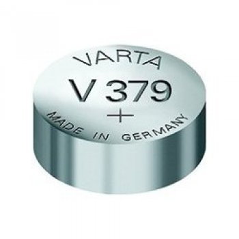 VARTA 379 Silver oxide  ( SR 521SW ) 1,55V