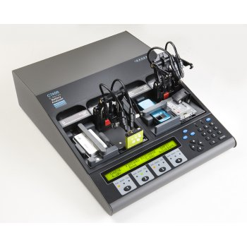 Cadex C7400 C (+4 adaptéry; software; 1,2-16V)