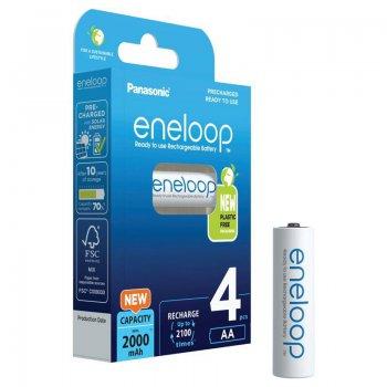 Panasonic Eneloop BK 3MCCE AA 4ks