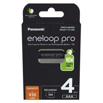 Panasonic Eneloop Pro BK 4HCDE AAA 4ks