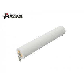 Fukawa L1x3-S faston, akumulátor do nouzových svítidel