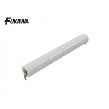 Fukawa L1x4-S faston, akumulátor do nouzových svítidel