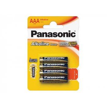 Panasonic Alkaline Power LR03 AAA