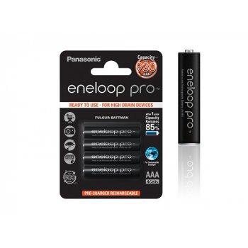 Panasonic Eneloop Pro BK 4HCDE AAA