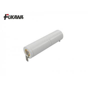 Fukawa L1x2-S faston, akumulátor do nouzových svítidel
