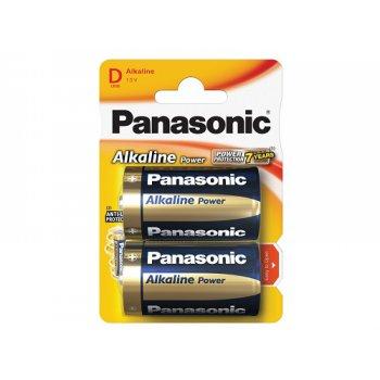 Panasonic Alkaline Power LR20 D