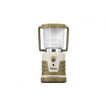 Favour L0541 LED camping lucerna 250 lumenů