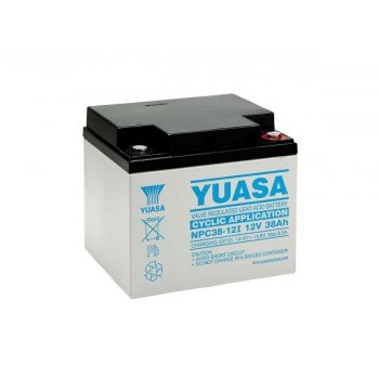 YUASA NPC38-12I