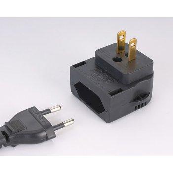 Ansmann Adapter US/Euro