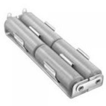 Keystone 151 držák baterie 4xC