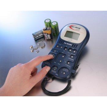 Ansmann Battery Tester Energy Check LCD
