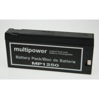 Multipower MP1250 Pb videoaku