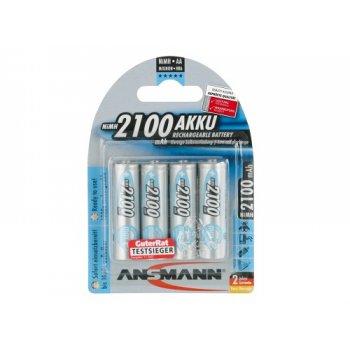Ansmann Mignon AA 2100mAh maxE 4ks