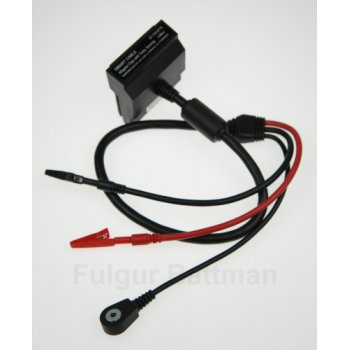 Universal Alligator Clips Adapter - Smart cables